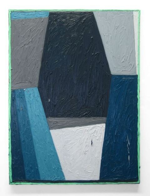 Russell Tyler | PICDIT #abstract #color #geometric #square #art #painting #colour