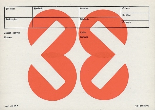 Dutch Master - Slideshows - Dwell #stedelijk #museum #archive #monoprint #cards