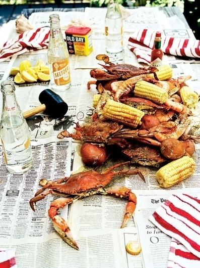 5066.jpg 600×800 pixels #crab #meal #food #corn