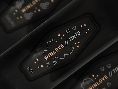 Dribbble - Winlove by Royal Studio #bizarre #festival #literature #musc #styleselecta #night #poetry #literary #typo