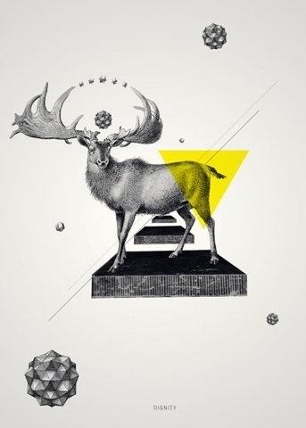 FFFFOUND! | design work life » Attitude Creative: Archetypes #poster