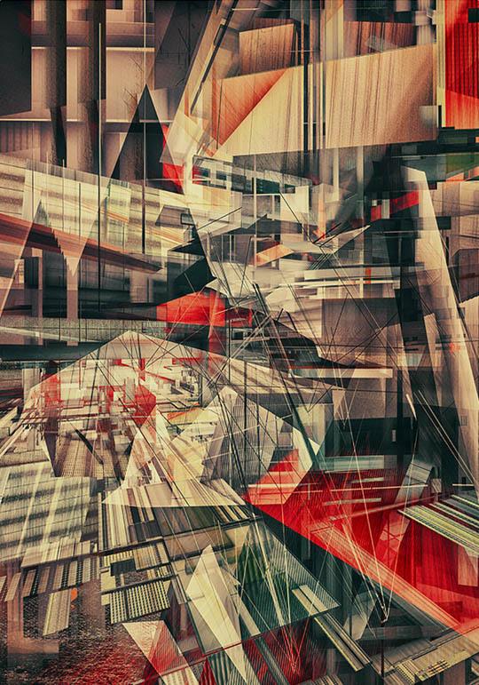 Atelier Olschinsky 'Constructivism' mashKULTURE #chaos