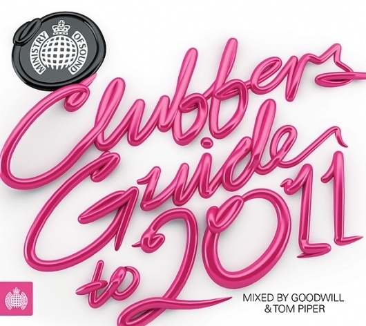 Clubbers Guide to 2011 on Typography Served #type #rubber #fluid #typography