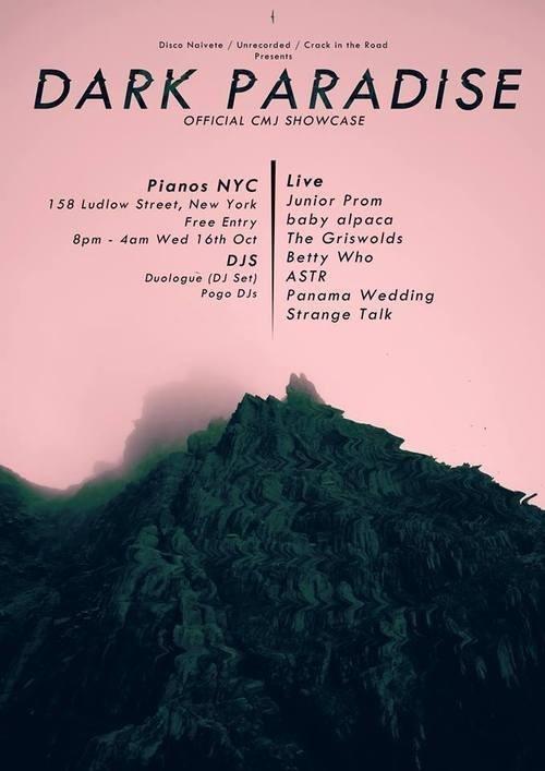 image #music #dj #mountain #poster