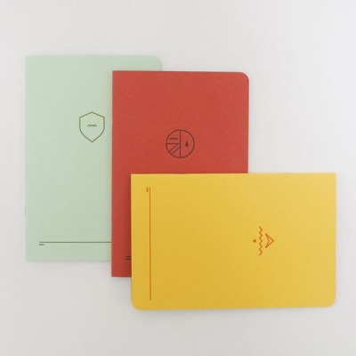 KRAFT JOURNAL | BROWN INK PAPER GOODS