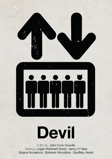 Helvetica Pictogram Movie Posters by Victor Hertz | Love Helvetica #helvetica #posters