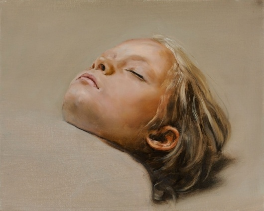 Chad Wys, Blog: ART + DESIGN + CULTURE #portrait #painting