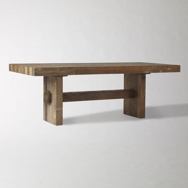 West Elm Table #table #desk #workspace