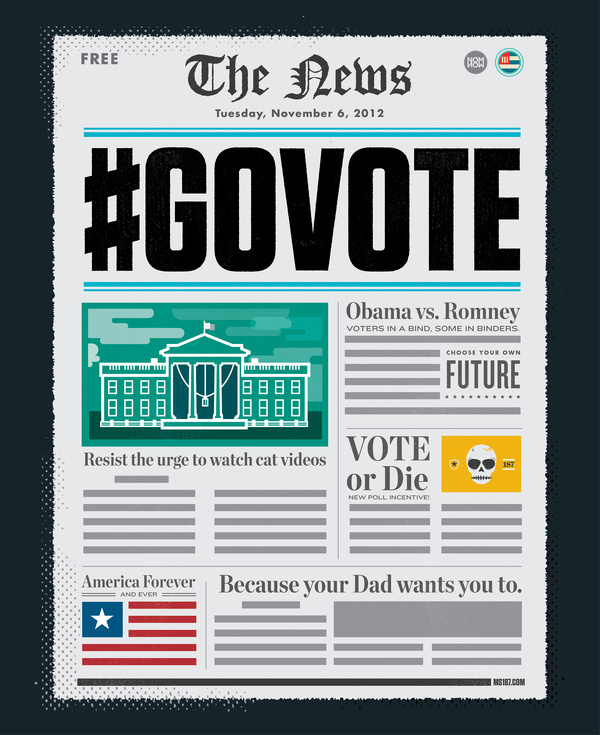 #GoVote Newspaper