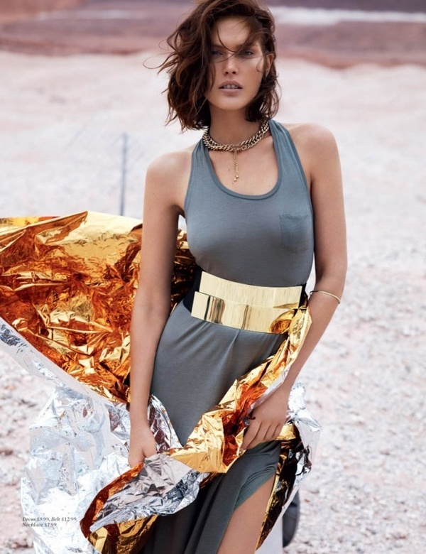 Fashion Photography: Catherine McNeil by Josh Olins #fashion #photography #inpiration