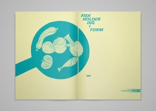 0 Por Ciento >> Espacio web especializado en grafismo #spread #illustration #magazine