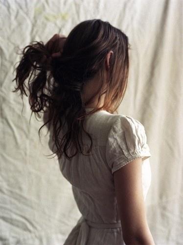 Piccsy :: Brunette Delight #hair #girl