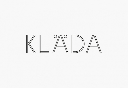 Family +44 7595 746 785 | Kläda (Identity) #type #design #inline #custom