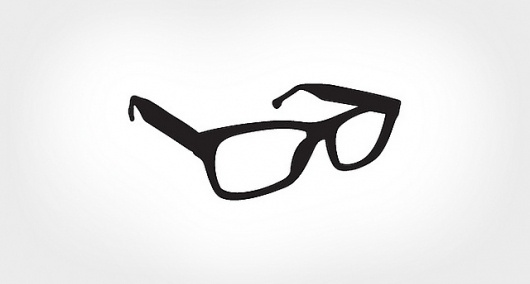 Glasses Icon: The Noun Project | Flickr - Photo Sharing! #glasses #icon #print #hipster #art #logo #web