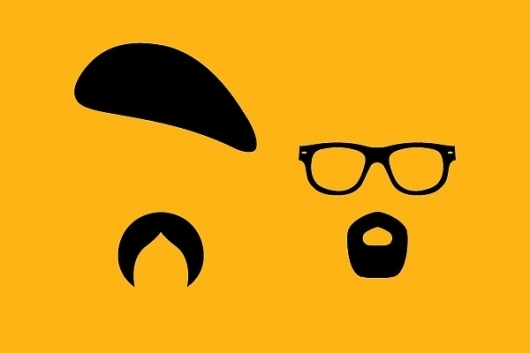 discovery « Search Results « Mattson Creative #glasses #bearch #mythbusters #yellow #black #mustache #hat