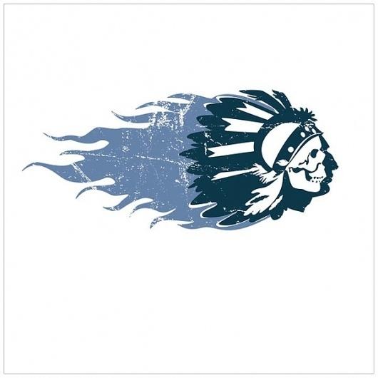 Chopper Logo #logo #verkamp #ashley