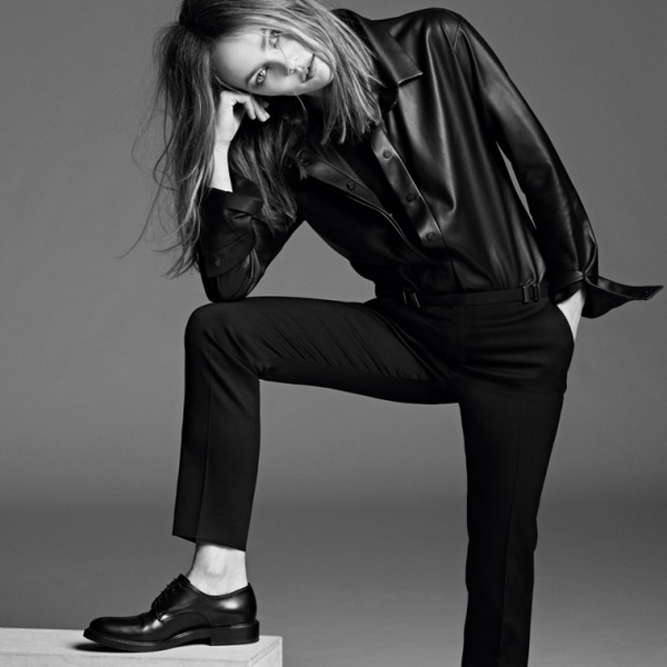 Vanessa Paradis by Karim Sadl #fashion #photography #inspiration