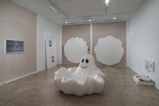 artist › Amanda Ross-Ho › cherry and martin #sculpture #art