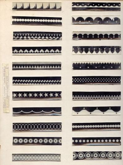 OF - Sounding #oskar #motion #fischinger #music #patterns #composing