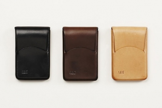 FEIT 2012 Hand Made Florentine Wallet Collection | Hypebeast