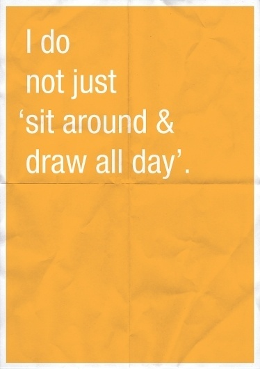 Confessions of a Designer on Behance #quote #design #poster