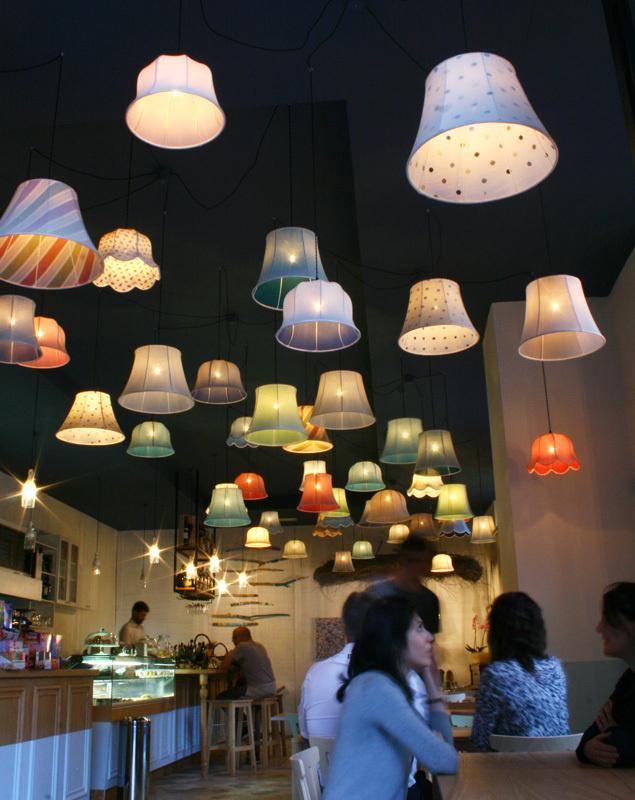 Cicero restaurant by Tommaso Guerra / www.homeworlddesign.com #bar #cofe