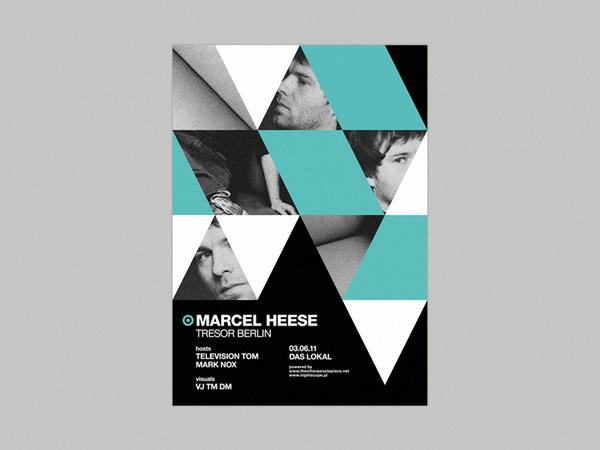 Peak21 - Design #simple #triangle #poster