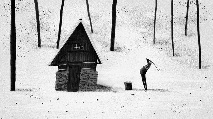by Gergely Wootsch #gregley #illustration #wootsch