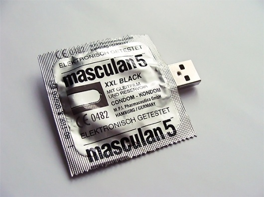 Design You Trust – Social design inspiration! #usb #condom