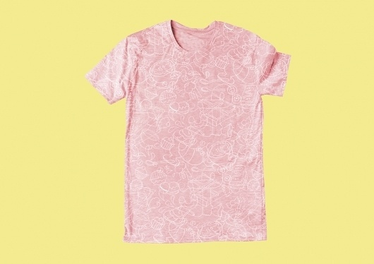 Sweet, sweet, baby! : antoniocolomboni.com #shirtillustration