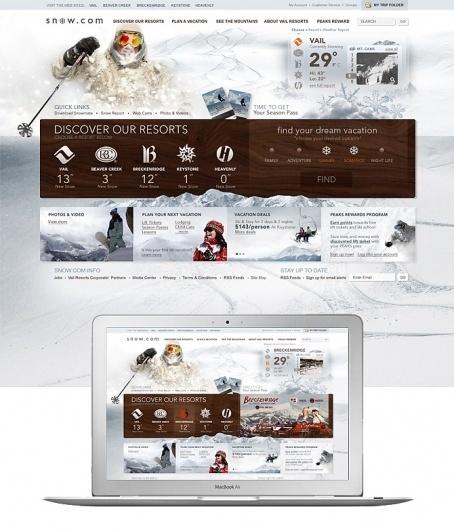Edwin Tofslie - Creative Direction, Art Direction, Ideas, Design and Maker of Fine Jerky. #tofslie #vail #snow #webdesign