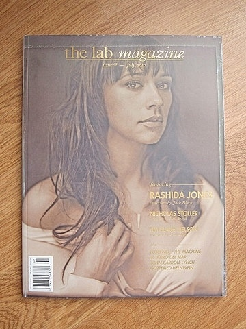 FFFFOUND! | The Lab Magazine - BOOOOOOOM! - CREATE * INSPIRE * COMMUNITY * ART * DESIGN * MUSIC * FILM * PHOTO * PROJECTS #cover #magazine