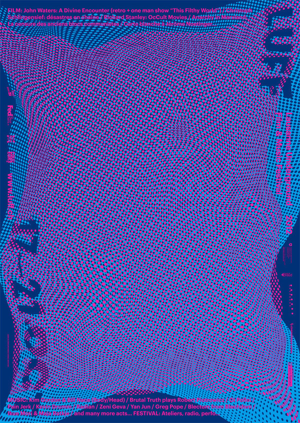 Luff 12 : DEMIAN CONRAD DESIGN #pattern