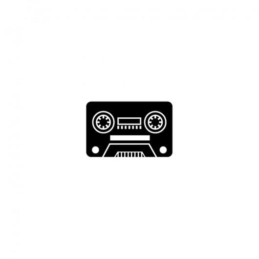 Justin Harder > Tape Yeah #iconography #icon #identity #symbol #logo