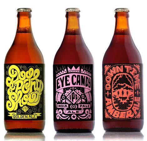 Maven Craft Beer Bottles #beer #packaging