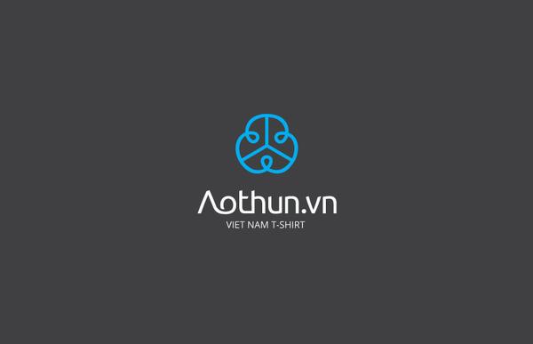 Logo Aothun.vn #mark #logotype #icons #brand #symbol #logo #bratus