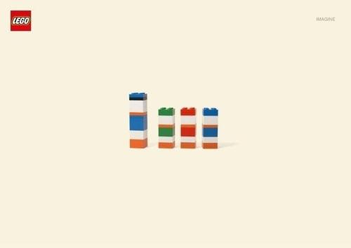 Lego imagine #duck #donald #lego #minimalism