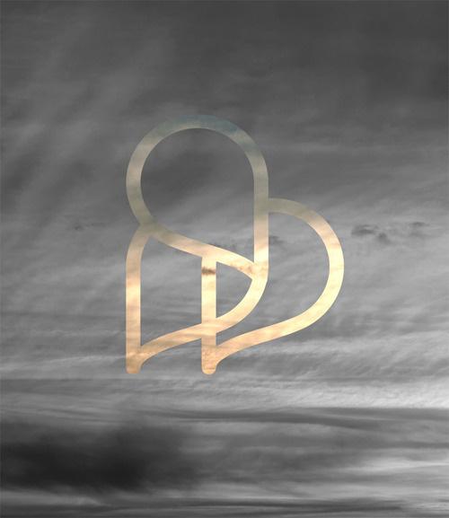 Research around a shape - Epok design #logotype #epok #design #experimental #shape #logo #gaphic