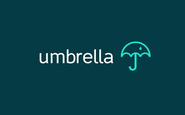 Umbrella on Behance #branding
