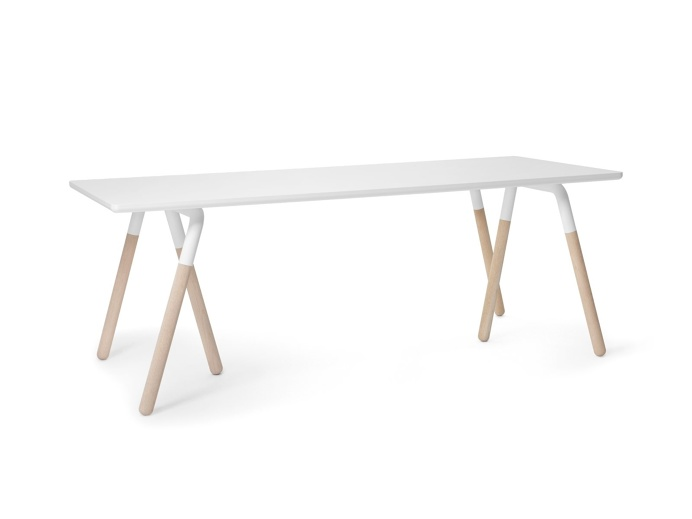 Table NA2 by Norm.Architects for &Tradition. #raft #normarchitects #andtradition #table