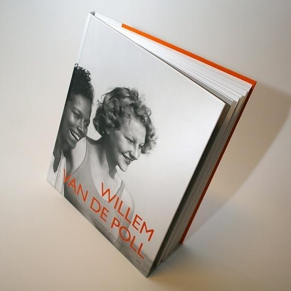 Catalogue Willem van de Poll on the Behance Network #book