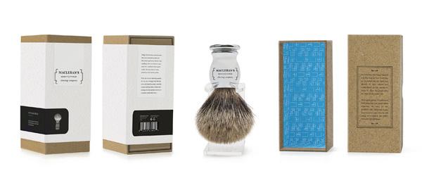 maclerans_brushpackage #packaging #shaving #traditional