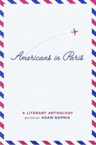 The Book Cover Archive: Americans in Paris, design by Number 17 #cover #book