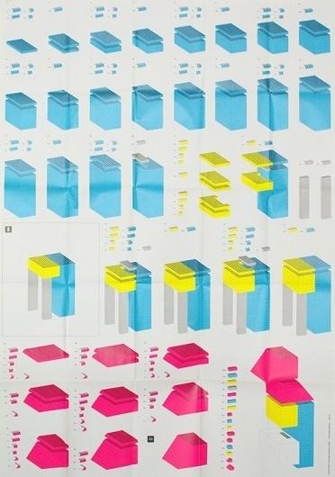 LEGO; Plakat : JUNG + WENIG #lego #design #graphic #poster #typography