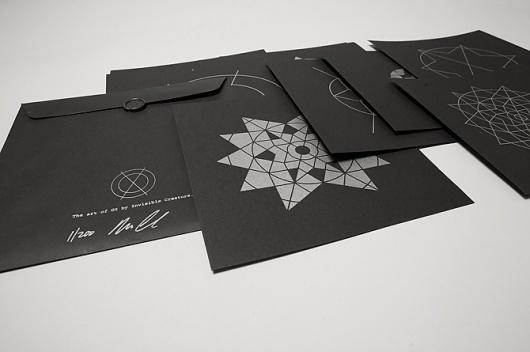 Shop: Stuff: Coalesce #screen #silkscreen #black #silk