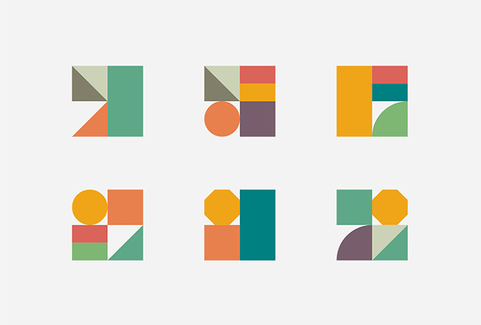 The Community Shares Company by Fieldwork #shapes #logos
