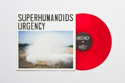 Superhumanoids - Urgency | Hassan Rahim #cover #hassan #rahim