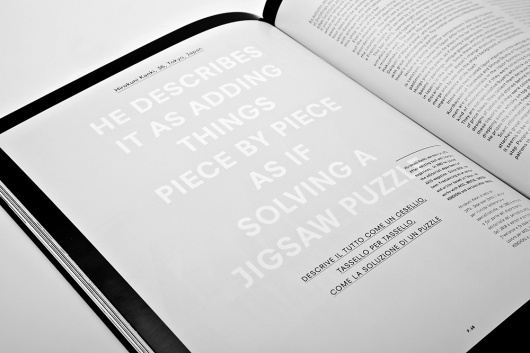 Magdalena Czarnecki | September Industry #design #editorial