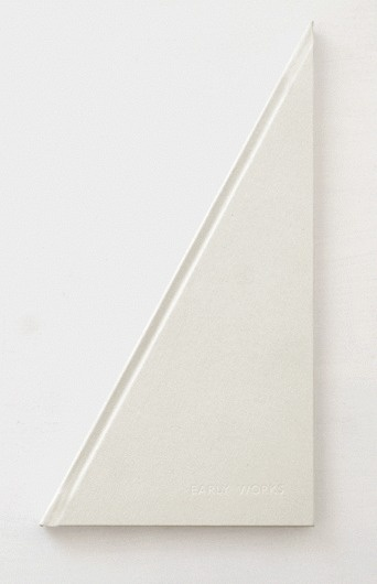 DISINTEGRATION. #binding #triangular #book