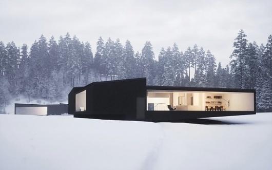 Twins Houses | Fubiz™ #architecture